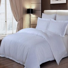 40's Jacquard Cotton 4PCS Hotel Bedding Sets