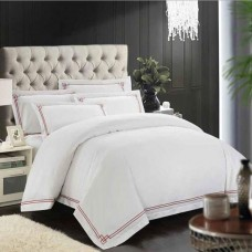 Cheapest 100% Pakistan Cotton Hotel Bedding Sets
