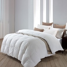 Eco-friendly White Duck Down Duvet For hotel Home usage