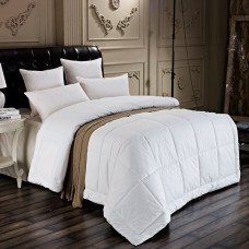 Hot Sell Ultra Soft Microfiber Quilt For Hotel