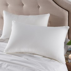 Hotel collection white Cotton Fabric Microfiber Pillow