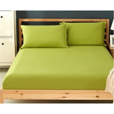 FS2001 Home and Motel use cotton fitted sheet