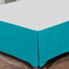 Fashionable hotel bed skirt for box spring