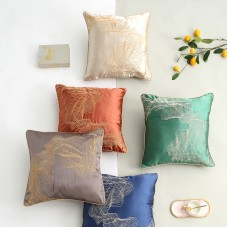 Satin imitation silk cushion cover pillow cover cushion 50*50cm/20*20inch in stock