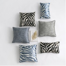 Zebra stripe  cushion cover pillow cover cushion 45*45cm/18*18inch in stock