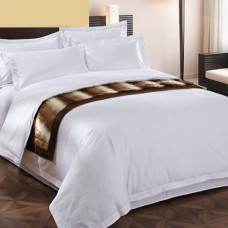 Cheapest Promotion 100%Cotton 300TC Satin Luxury Hotel Bedding Sets