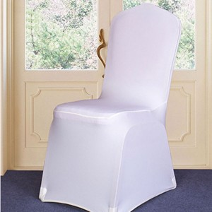Spandex Chair Cover with Bowknot