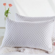 Water-Cube Weave Style With Microfiber Pillow For Hotel /Home