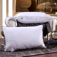Rectangle Jacquard Pillow for Hotel and Home
