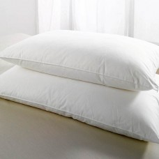 Supreme Comfort 100% Polyester Hollow-Fiber Filling Queen Size Bed Pillow